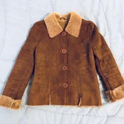 Nat. Koyun derisi ceket