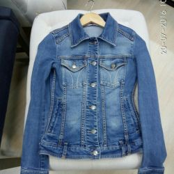 Mango Denim Jacket MNG