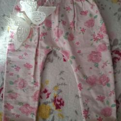Pants for girl mothercare (80-86)