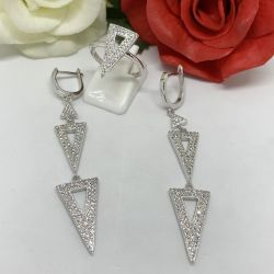 EARRINGS SILVER 925 SPECIAL TESTS