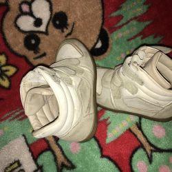 Beyaz çocuk spor ayakkabısı 31