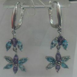 Silver earrings 925pr