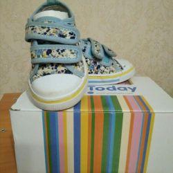 Ανδρικά πάνινα παπούτσια 20p