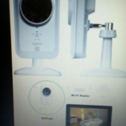Wi fi camera, with a slot for an SD card for recording