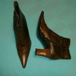 Μπότες αστραγάλου για ελατήριο SKIN