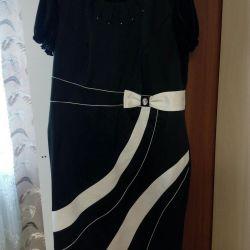платье с пиджаком 54размер