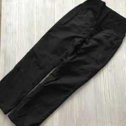 Ζεστό παντελόνι για έγκυες γυναίκες