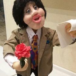 Куклы для рекламы и интерьера