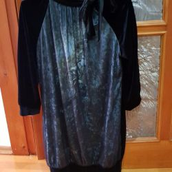 Φόρεμα w / \ ggon Παρίσι