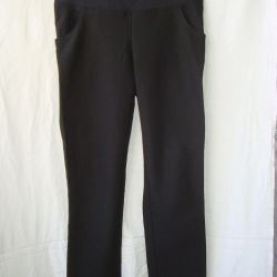 Trousers n 44 tight knitwear Viscose