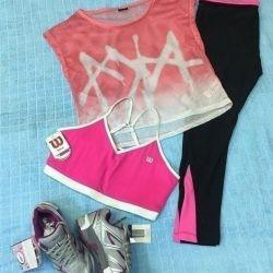 Спортивная одежда, размерным рядом, новая