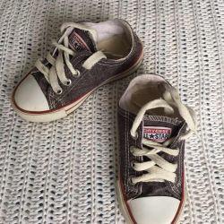 Ανδρικά παπούτσια για το αγόρι r. 25