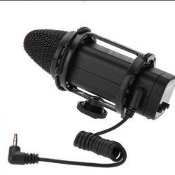 Microfon în cameră boya BY-V02