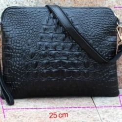 New, Packed, Genuine Leather Bag