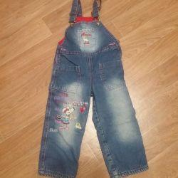 #Комбинезон #одежда #штаны