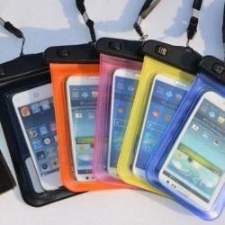 Αδιάβροχη θήκη για κινητό τηλέφωνο