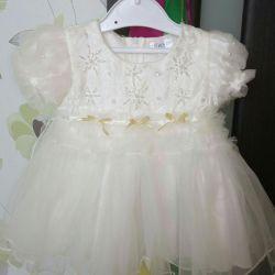 Festive dress for baby