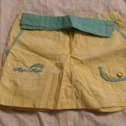 Skirt shorts for 3-4 years