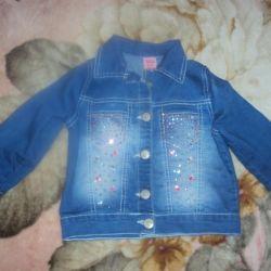 Jacket jeans Turkey