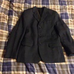Пиджак для школы (школьника)