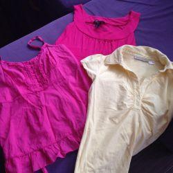 майки и футболки женские