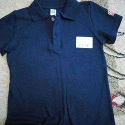 New polo shirt