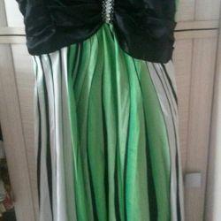 Βραδινό φόρεμα (κομψό sarafan)