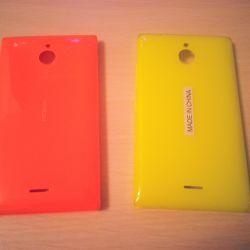 Nokia X2 / Dual sim için arka kapak