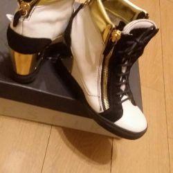 platformda spor ayakkabılar Maranta sneakers