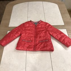 Jacket, r 1-2 years, for warm autumn spring