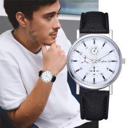 Fashionable quartz wrist men's watch Bre Ivpai.