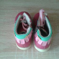 Ботинки демисезонные 12 размер