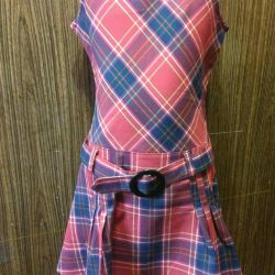 Σκωτσέζικο φόρεμα