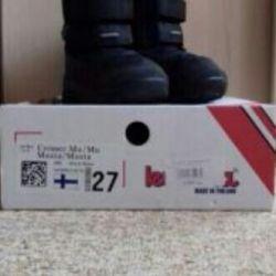 Kuoma Çizmeleri Rn: 27