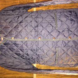 Cămașa jachetei - benetton de primăvară