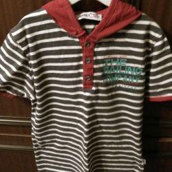 Παιδικό μπουφάν για ένα αγόρι από την Τουρκία, ύψος 122.