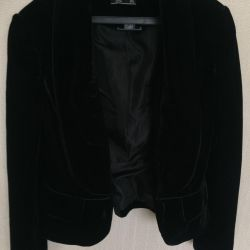 Верюровий піджак