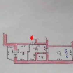 Apartment, 3 rooms, 117 m²