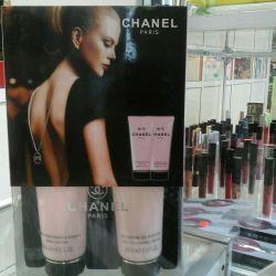Set Chanel №5 200ml Body Lotion + 200ml Shower