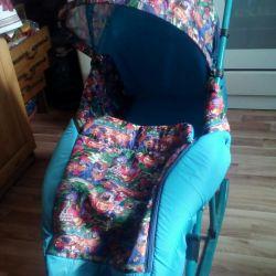 Αναπηρική καρέκλα Sled
