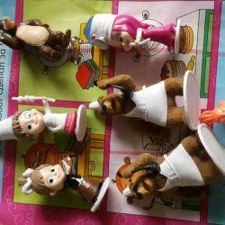 Η μάσκα και η συλλογή των παιχνιδιών Bear