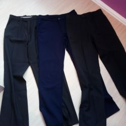 Men's trousers (3 for 550)