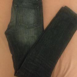 Jeans H & M, eur 29, folosit