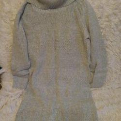 Rochie frumoasă din tricot
