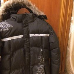 Down jacket new Outventure r.164
