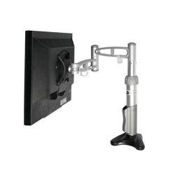 NBMounts NBPK300-A LCD Desk Monitor Silver до 2