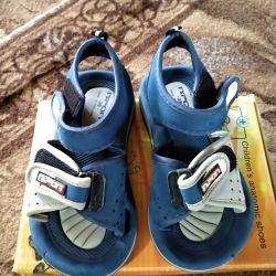 Plaseaza sandale dimensiune 29-30