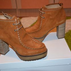 New Ankle Boots Italy
