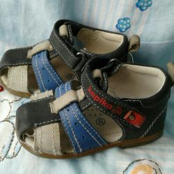 Orthopedic sandals Kapika, 20 p.