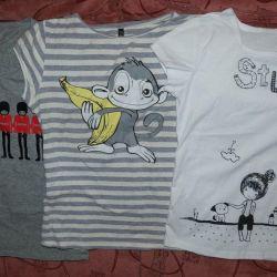 T-shirts 40-42 size